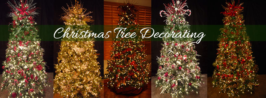 christmas tree decorating service - Christmas Tree Decorating Service